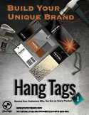 Hang Tag Template
