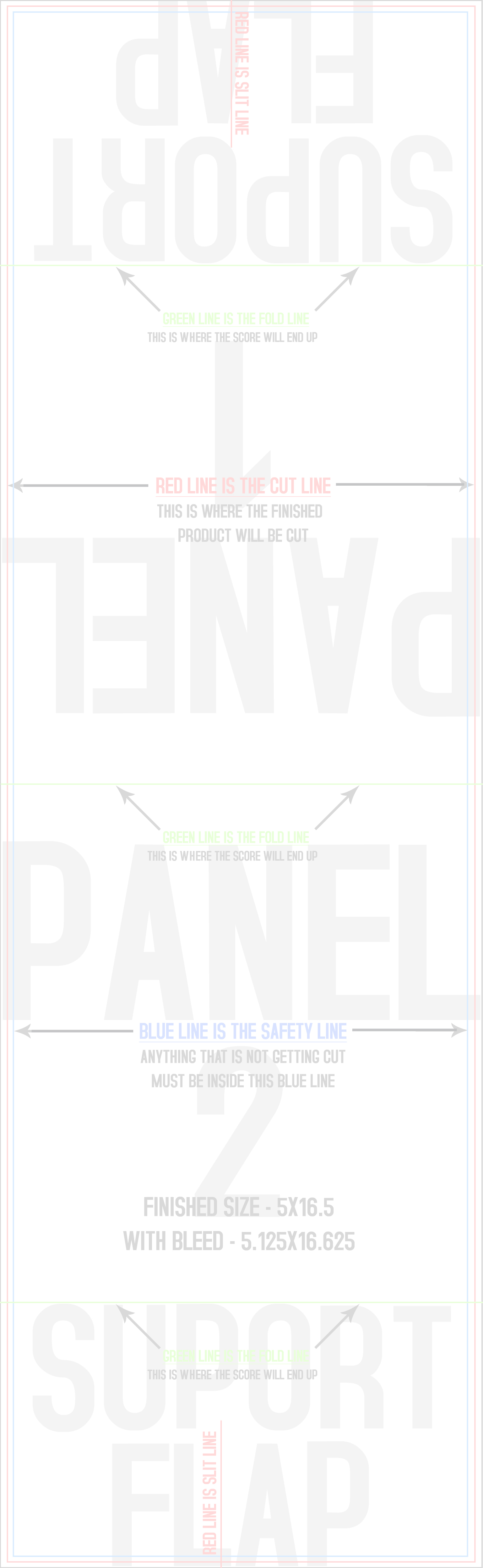 4 over certified tent card templates for 4over templates