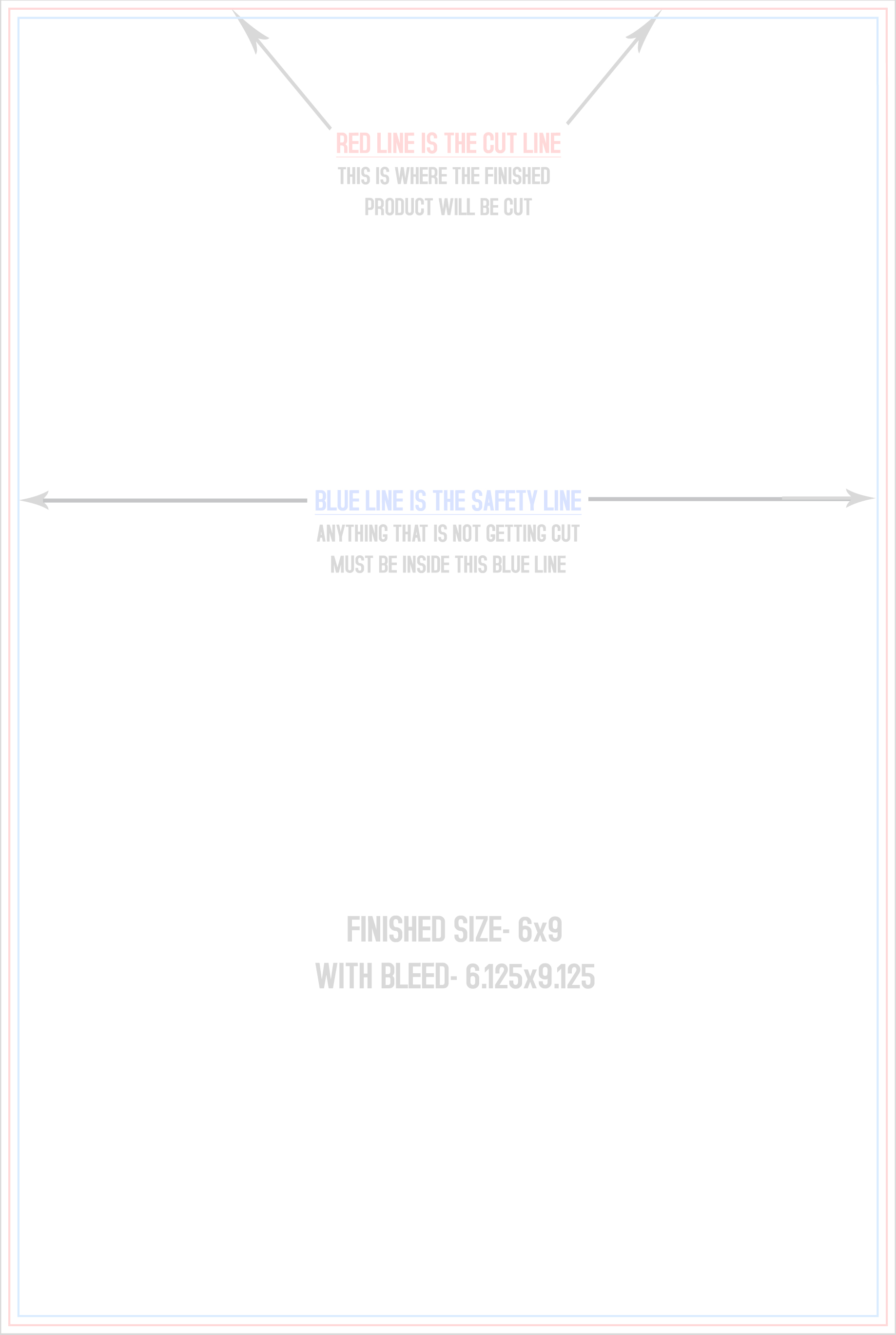 Over Certified Postcard Templates Vertical - 6x9 postcard template