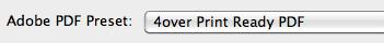 PDF Preset