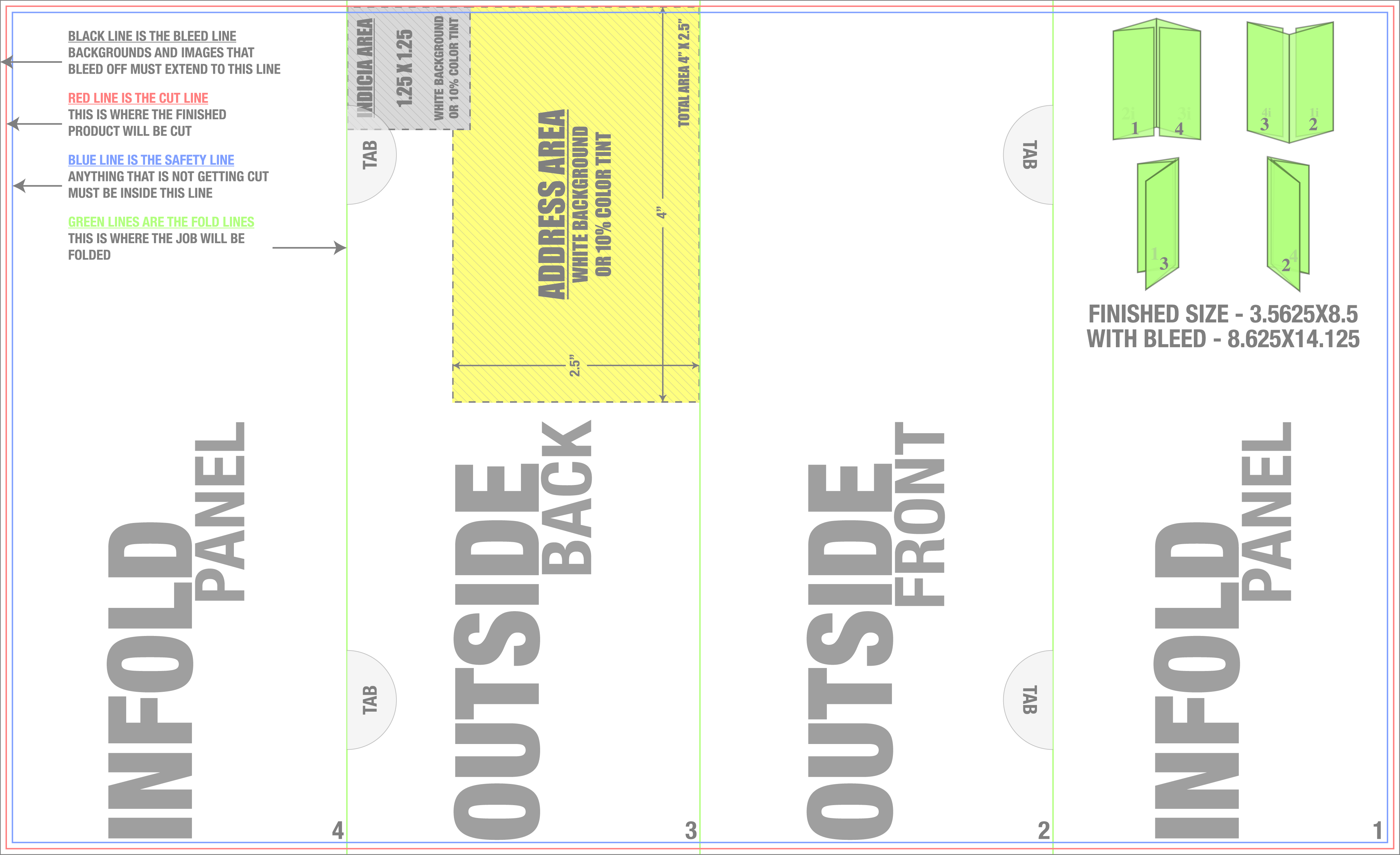 Welcome to trade4overcom for Double gate fold brochure template